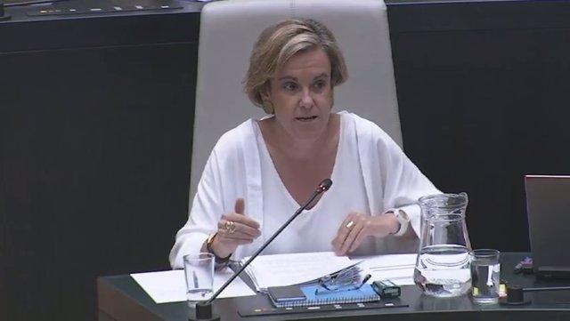 Purificación Causapié, concejala del PSOE