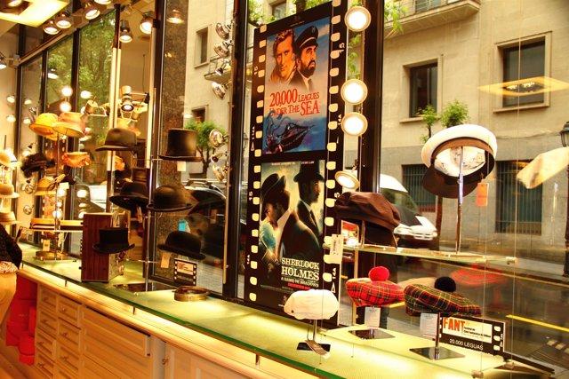 Sombreros Albero, tienda, comercio