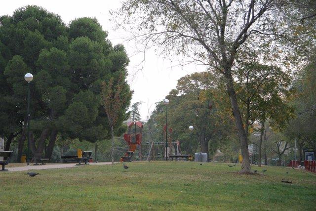 Parque de Zaragoza.