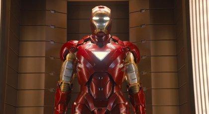 Imágenes de la nueva armadura de Iron Man en Vengadores: Infinity War