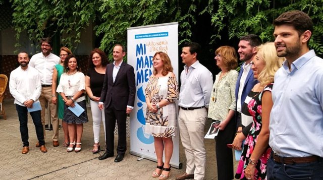 El consejero Javier Celdrán presentó hoy la iniciativa 'MiMarMenor 3.33'
