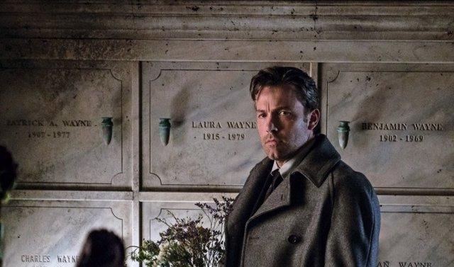 Ben Affleck como Bruce Wayne en Batman v Superman