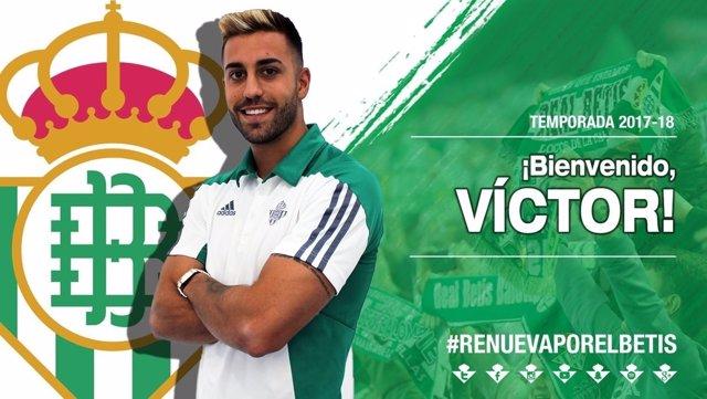 Víctor Camarasa ficha por el Betis