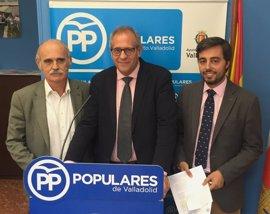 El PP reclamará en el Pleno de Valladolid que las obras de integración se limiten a la mejora de los pasos ya existentes