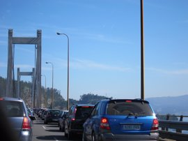 Casi diez millones de desplazamientos en las carreteras gallegas durante el verano