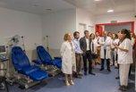 Visita al Hospital del Sur