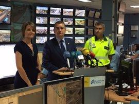 DGT prevé 19,5 millones de desplazamientos por las carreteras andaluzas en julio y agosto