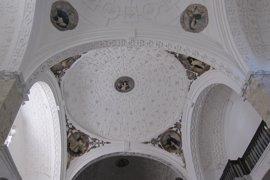 La Diputación  y la Junta analizan la fórmula de colaboración para gestionar la iglesia de Santo Domingo