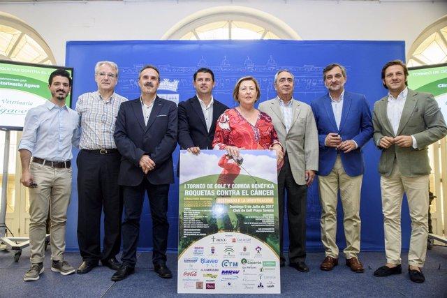Con este torneo benéfico, AECC recaudará fondos para investigación.