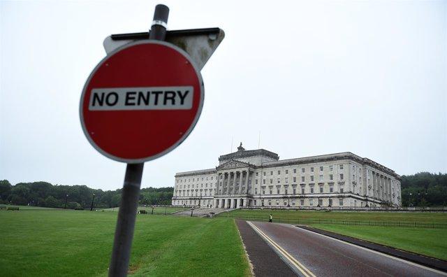 Parlamento de Irlanda del Norte