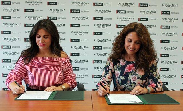 Valladolid.- Firma del convenio