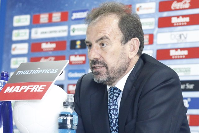 Ángel Torres, Rueda de Prensa Getafe