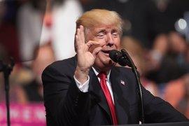 Trump hunde la reputación internacional de Estados Unidos