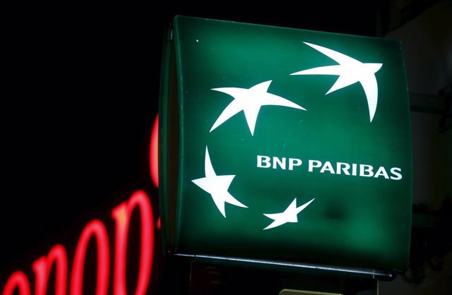 Banco BNP Parisbas en París
