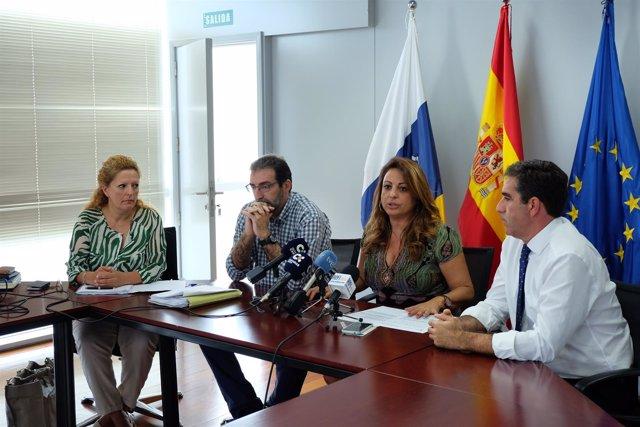 Nota Prensa Consejería De Empleo, Políticas Sociales Y Vivienda Gobierno De Cana