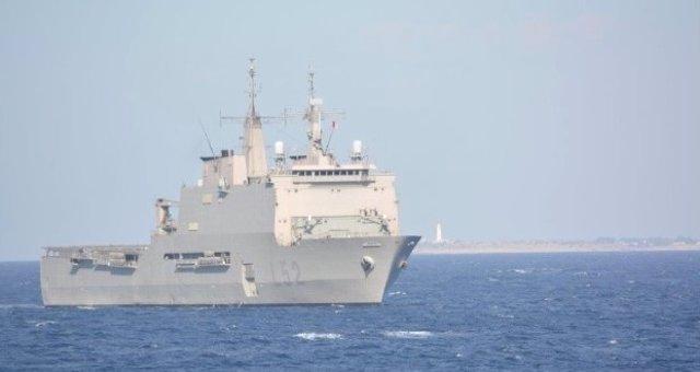 Buque de la Armada 'Castilla'