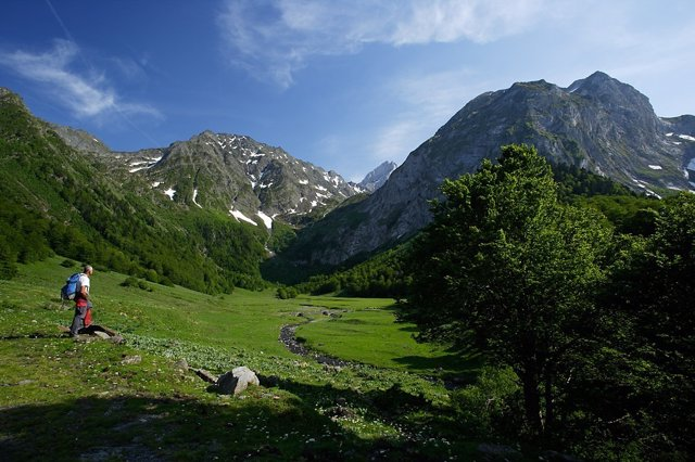 Turismo, naturaleza, senderismo, turismo activo, montañas, Val d'Aran