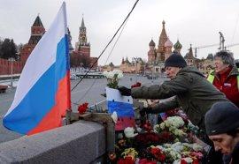 Un tribunal ruso condena a cinco personas por el asesinato del opositor Boris Nemtsov