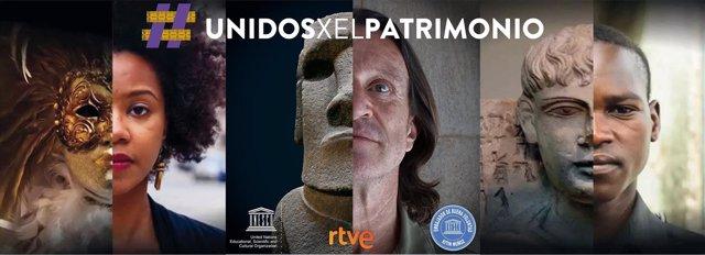 RTVE proyectará cortos audiovisuales para la protección del patrimonio cultural