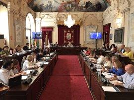 El pleno de Málaga aprueba la apertura inmediata del parque de bomberos de Campanillas