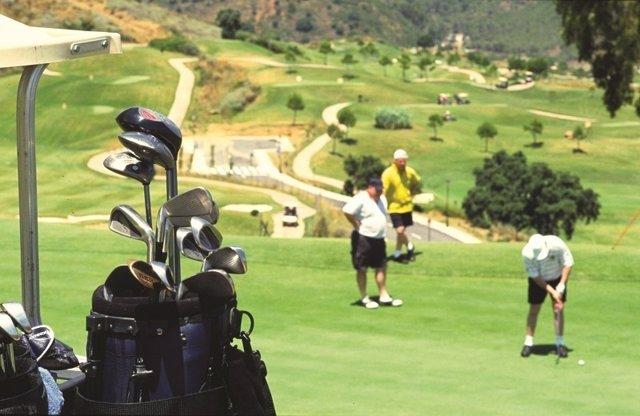 La Costa del Sol acogerá varios torneos de golf en verano