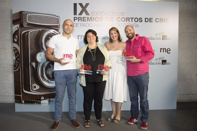 'Hostia Con Hache' De María Álvarez, Primer Premio Del Concurso De Cortos De RTV