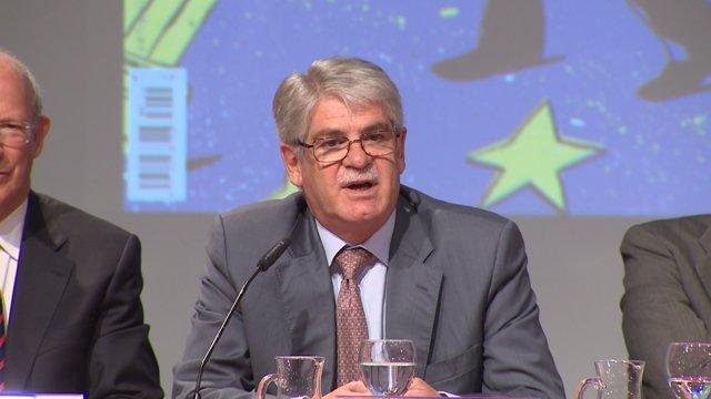 """Dastis: """"Si se desintegrase la UE habría un nuevo comiezo"""""""