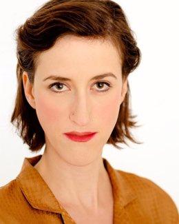 La directora teatral Veronika Szabo