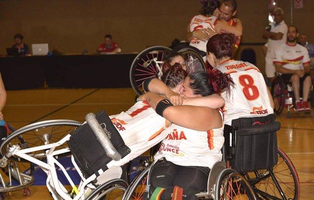 España vuelve 24 años después a un Mundial femenino