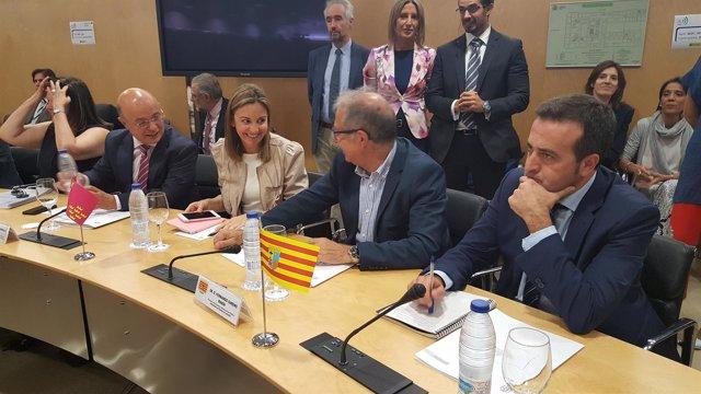 Fotos/ Reunión Del Consejo De Política Fiscal Y Financ Iera