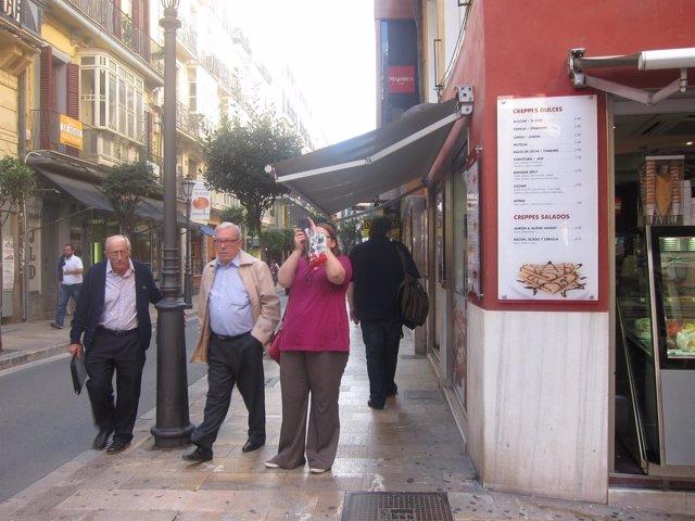 Turistas Palma