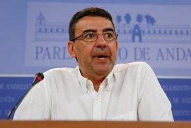 """PSOE-A plantea """"parar"""" la negociación con Cs sobre el impuesto de sucesiones tras el """"mazazo"""" del CPFF"""