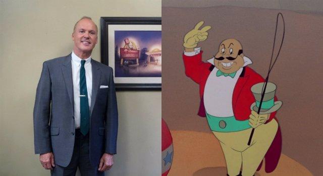 Michael Keaton será el villano en Dumbo