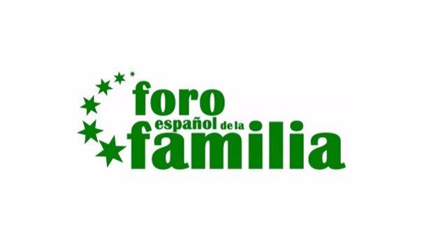 Logo del Foro de la Familia