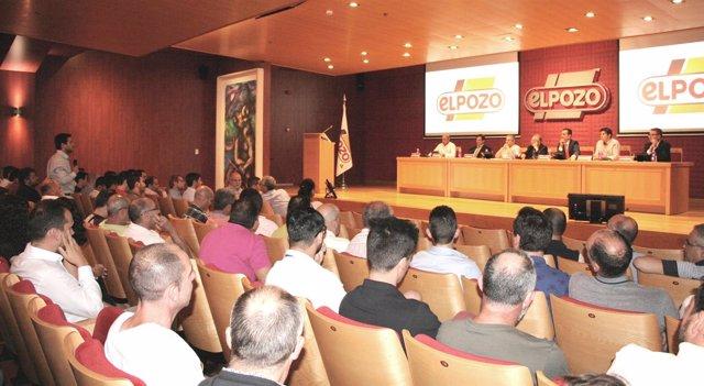 Más de 300 trabajadores de ElPozo proponen 200 medidas