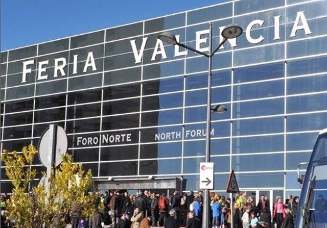 Imagen de archivo de Feria Valencia