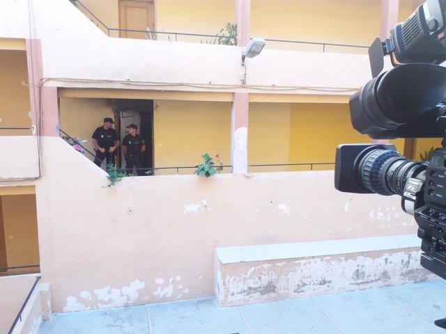 Detenido un hombre en Paterna por matar a sus padres