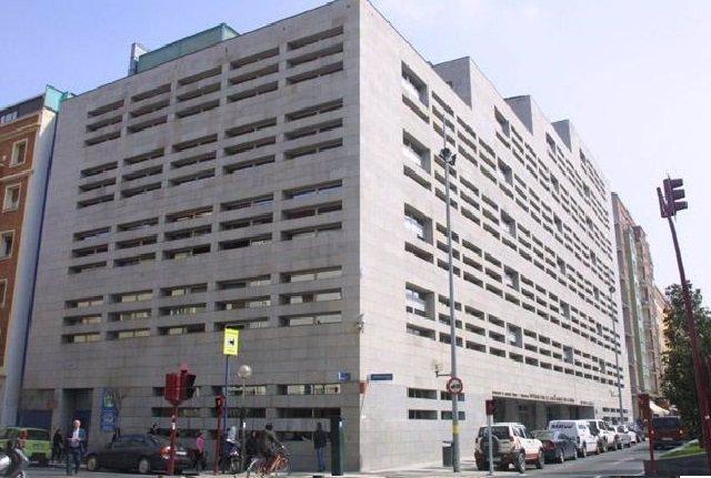 Edificio de Hacienda
