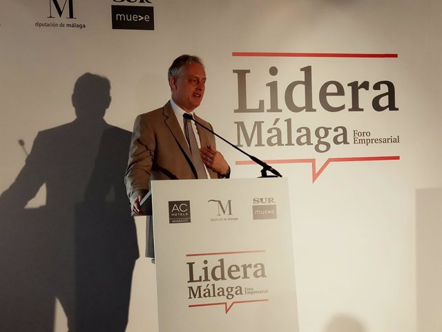 Simon Manley Foro lidera málaga embajador briátnico en españa