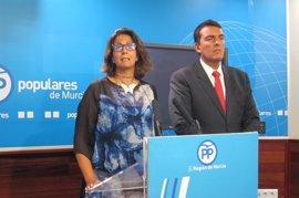 """Borrego destaca que """"100.000 autónomos de la Región se beneficiarán de las nuevas medidas impulsadas por el PP"""""""