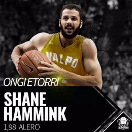 Shane Hammink ficha por el Bilbao Basket