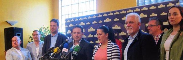 Renuncia de un diputados, dos ediles y otros cargos internos de Cs Cantabria