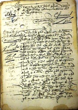 Np Patrimonio Cultural Localiza Documentos Historia Canarias En La Península