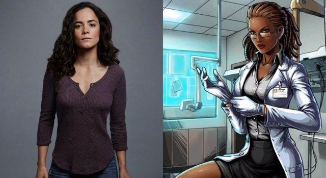 Alice Braga sustituirá a Rosari Dawson como la Dr. Cecilia Reyes