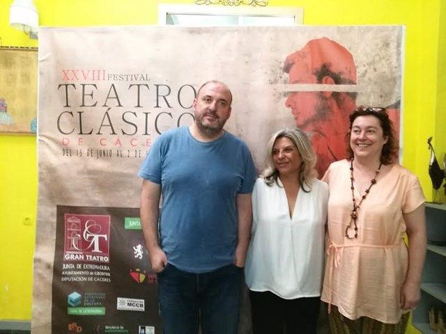 La Judía de Toledo de Lope de Vega llega al Festival de Teatro de Cáceres