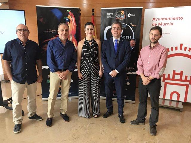 Presentación de Tunas 'Barrio del Carmen' 2017