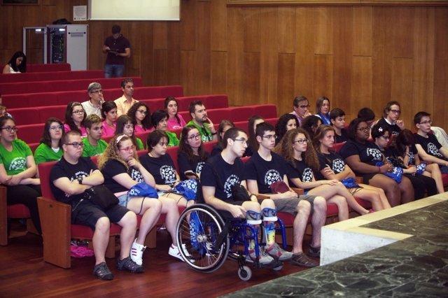 Campus inclusivos de la Fundación Once