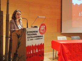 Gamarra apuesta por un trabajo conjunto entre instituciones, empresas y sindicatos para lograr nuevos avances sociales