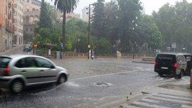 Posibilidad de chubascos localmente fuertes con tormenta este fin de semana en Baleares