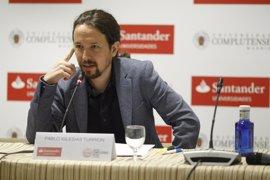 """Pablo Iglesias carga contra Felipe VI porque """"ya no cumple ninguna función"""": """"¿Y el Rey, para qué?"""""""